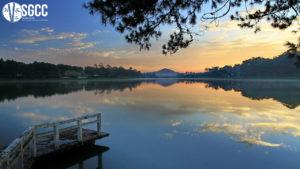 Khám phá vẻ đẹp nên thơ tại Hồ Xuân Hương ở Đà Lạt