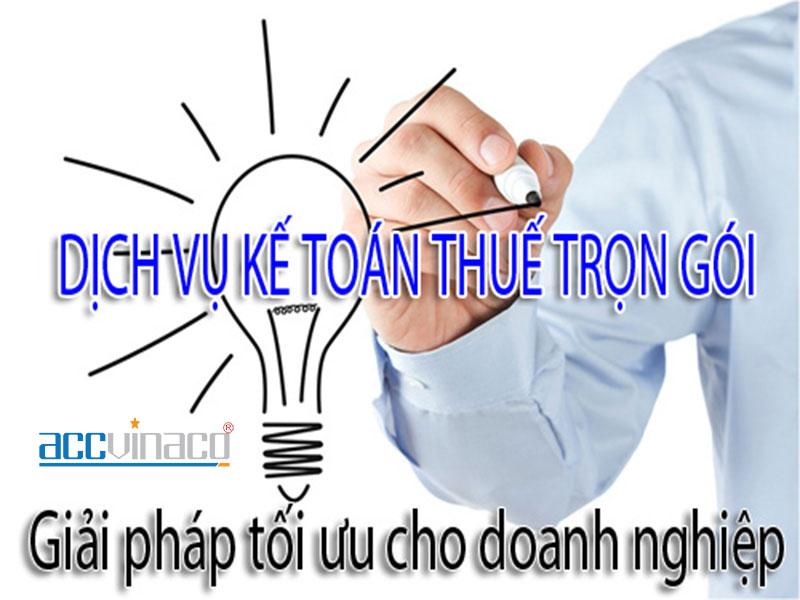 Dịch Vụ Kế Toán Thuế Tại Thành Phố Hồ Chí Minh Trọn Gói Chuyên Nghiệp