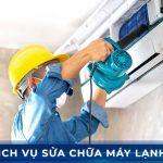 Top 10 dịch vụ sửa chữa, vệ sinh máy lạnh uy tín nhất TP.HCM