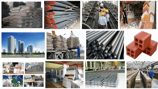 Top 10 đơn vị cung cấp vật liệu xây dựng giá rẻ tại Tphcm