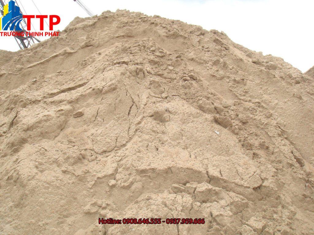 Bảng báo Giá cát san lấp Bình Dương