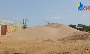 Giá cát xây dựng hôm nay