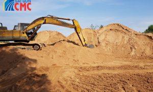 Cung cấp cát bê tông rửa giá rẻ