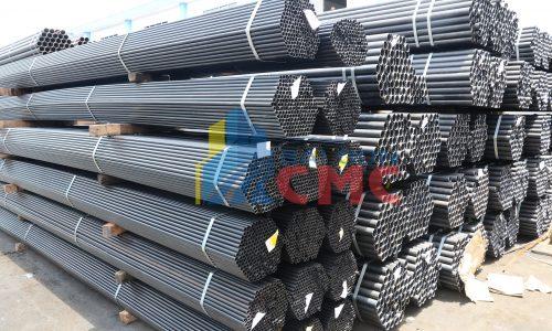 Báo giá thép ống đen tại TPHCM