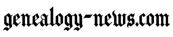 genealogy-news